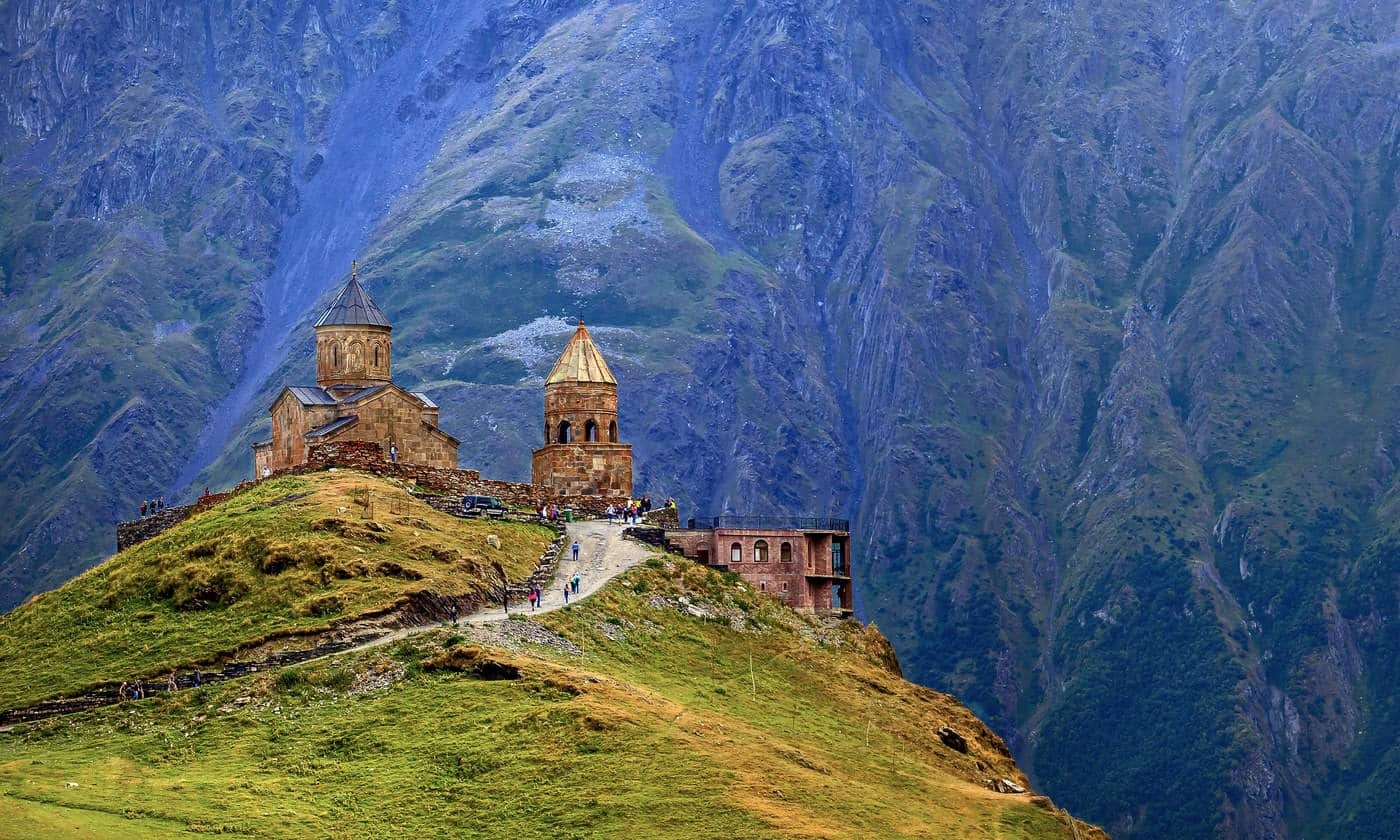 Transfer/One day tour in Kazbegi (Stepantsminda)